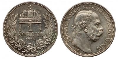 1 Korona 1912 KB