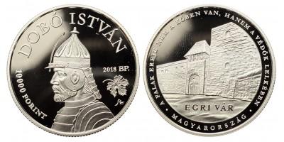 10000 forint Dobó István 2018