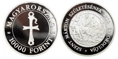 10000 forint Szent Márton 2016