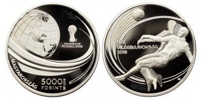5000 forint Labdarúgó VB 2018