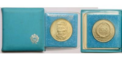100 forint Czóbel Béla 1983 BU