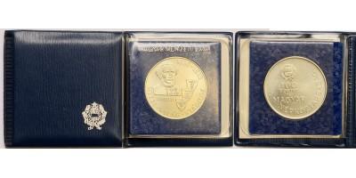 100 forint  Széchenyi István 1983