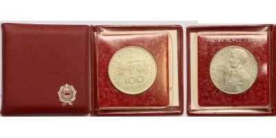 100 forint Kőrösi Csoma Sándor 1984 BU