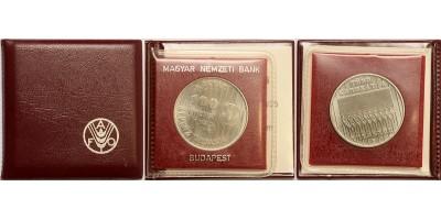 100 forint 1983 FAO BU