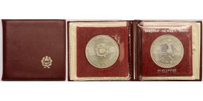 100 forint Foci VB 1982 BU