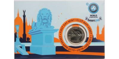 50 forint Birkózó Világbajnokság 2018