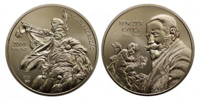 2000 forint Benczúr Gyula 2019