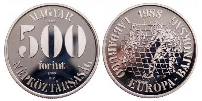 500 forint Foci EB 1988
