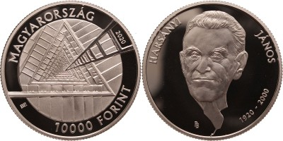 10000 forint 2020 Harsányi János 1920-2000