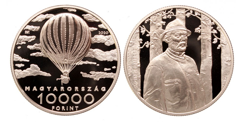 10000 forint Szinyei Merse Pál 2020