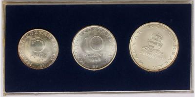 Táncsics sor 5-10-20 forint 1948