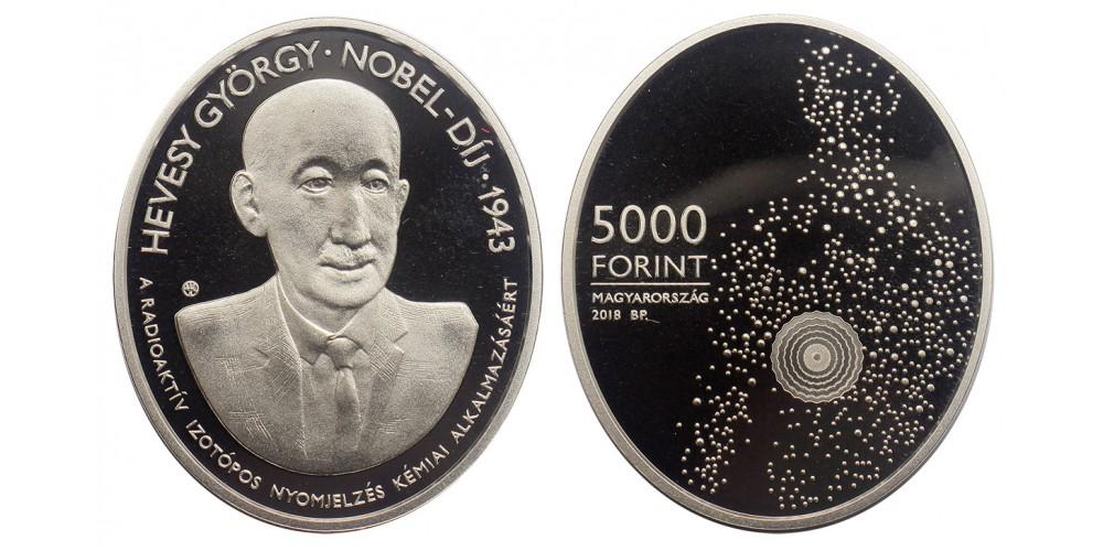 5000 forint Hevesy György 2018