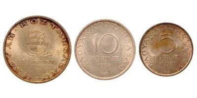 Táncsics sor ,a Szabadságharc 100 éves évfordulójára 1948