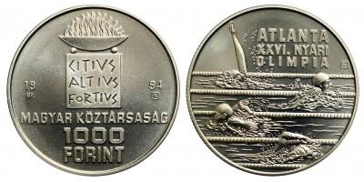 1000 forint Olimpia 1994 BU