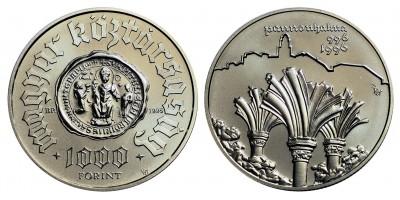 1000 forint Pannonhalma 1995 BU