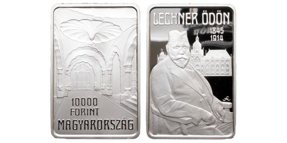 10000 Ft Lechner Ödön 2014 PP