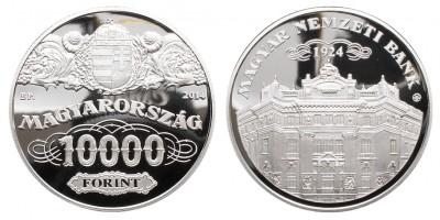10000 Forint MNB 2014 PP