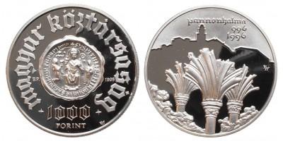 1000 forint Pannonhalma 1995 PP