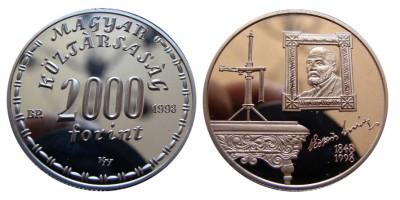 2000 Forint Eötvös 1998 PP
