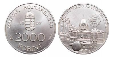 2000 Forint EURO 1997 BU