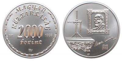 2000 Forint Eötvös 1998 BU