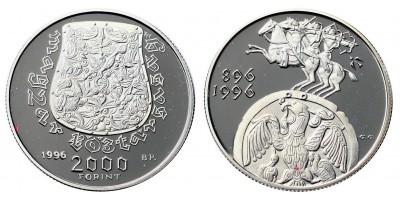 2000 Forint Honfoglalás 1996 PP