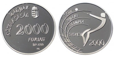 2000 Forint Olimpia 1999 PP