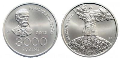3000 Forint Madách Imre 2012 BU