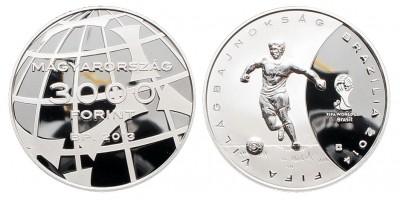 3000 Forint Football VB Brazília 2013 PP