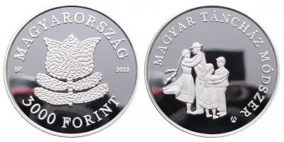 3000 Forint Magyar Táncház Módszer 2013 PP