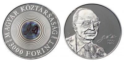 3000 Forint Gábor Dénes 2000 PP