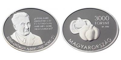 3000 Forint Szent-Györgyi Albert 2012 PP
