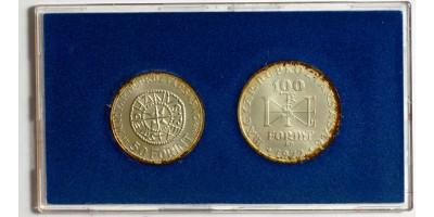 Szent István 50-100 forint 1972
