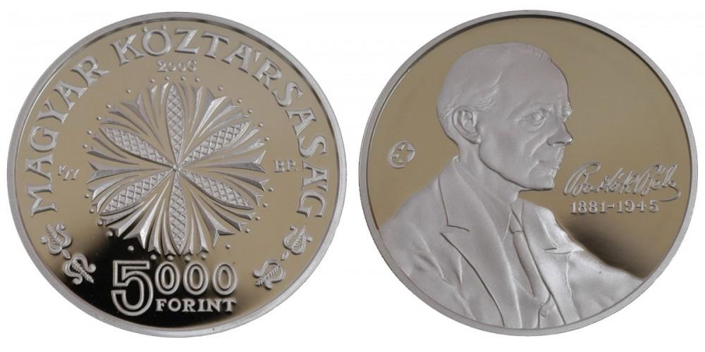 5000 Ft Bartók Béla 2006 PP
