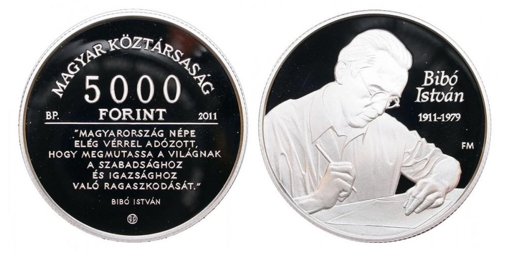5000 Ft Bibó István 2011 PP