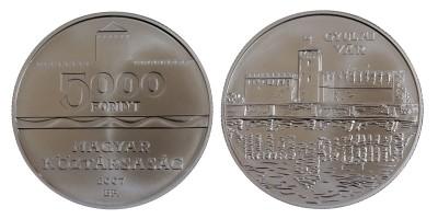 5000 Ft Gyulai vár 2007 BU