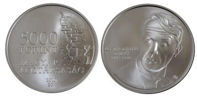 5000 Ft Kosztolányi Dezső 2010 BU