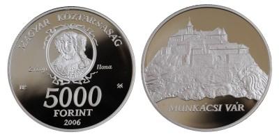5000 Ft Munkácsi Vár 2006 PP