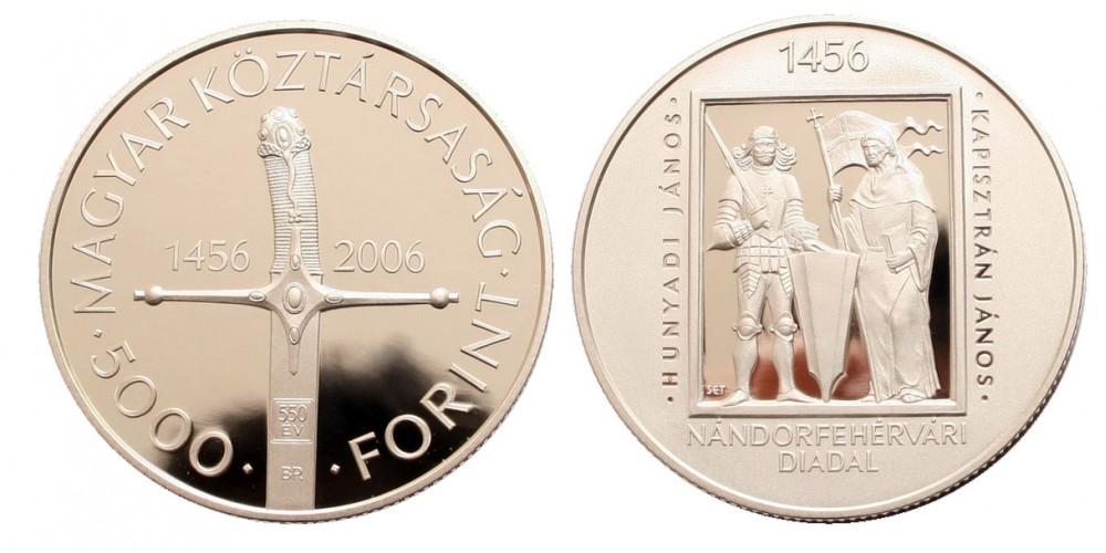 5000 Ft Nándorfehérvári diadal 2006 PP