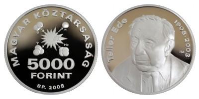 5000 Ft Teller Ede 2008 PP