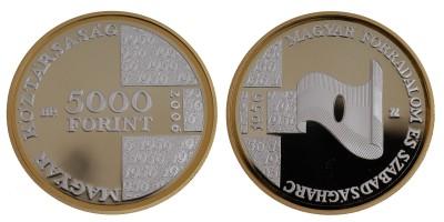 5000 Forint 1956-os Forradalom 2006 PP