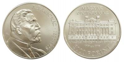 5000 Forint Alpár Ignác 2005 BU