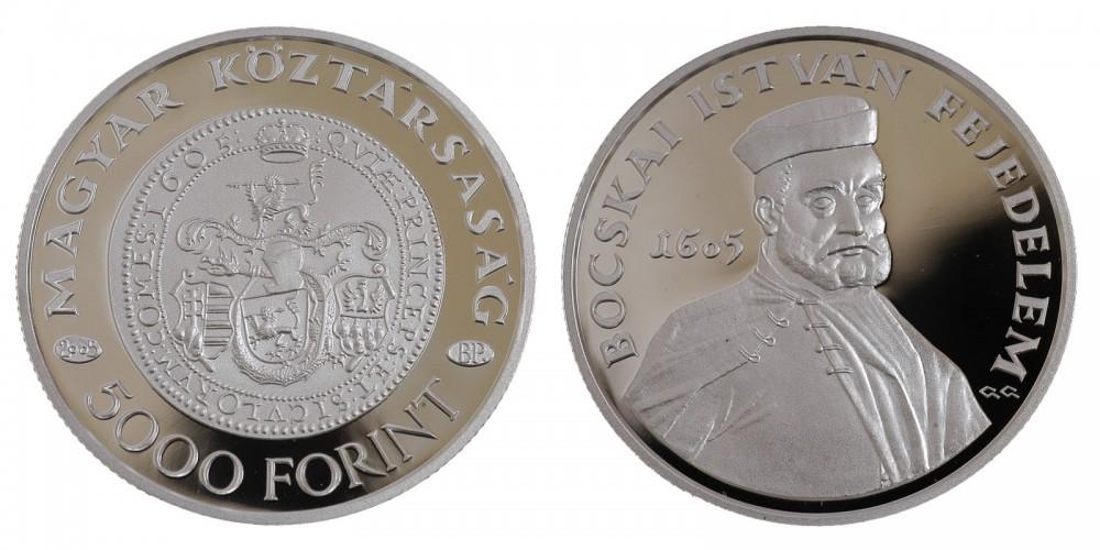 5000 Forint Bocskai István 2005 PP