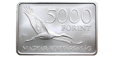 5000 Ft Duna-Dráva Nemzeti Park 2011 BU