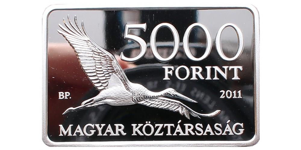 5000 Ft Duna-Dráva Nemzeti Park 2011 PP