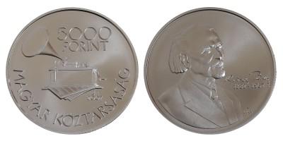 5000 Forint Kodály Zoltán 2007 BU