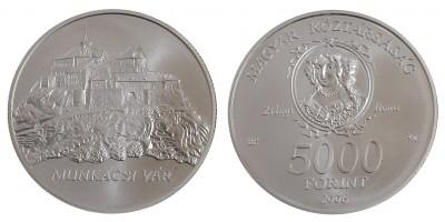 5000 Ft Munkácsi Vár 2006 BU