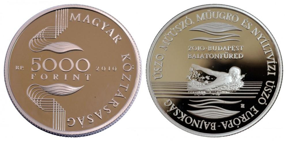 5000 Ft Úszó EB 2010 PP