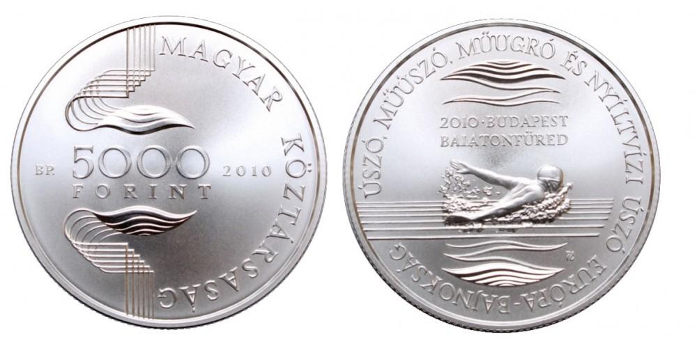 5000 Ft Úszó EB 2010 BU