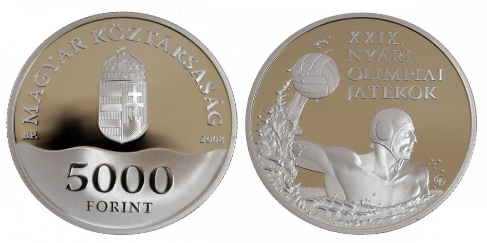 5000 Ft Nyári Olimpia  2008 PP